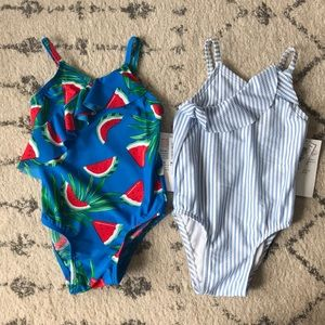 Set of 2 Old Navy Bathing Suits
